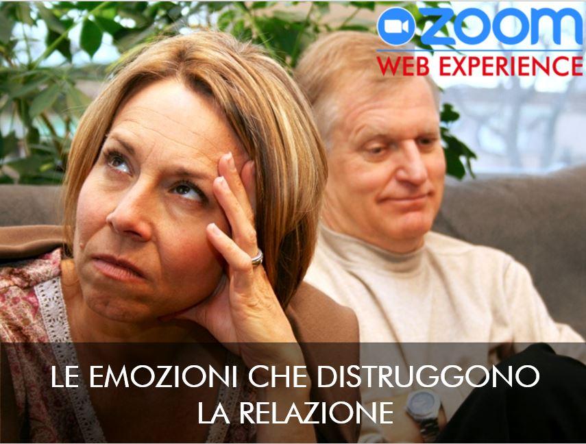 Le Emozioni Che Distruggono La Relazione: Disgusto E Disprezzo