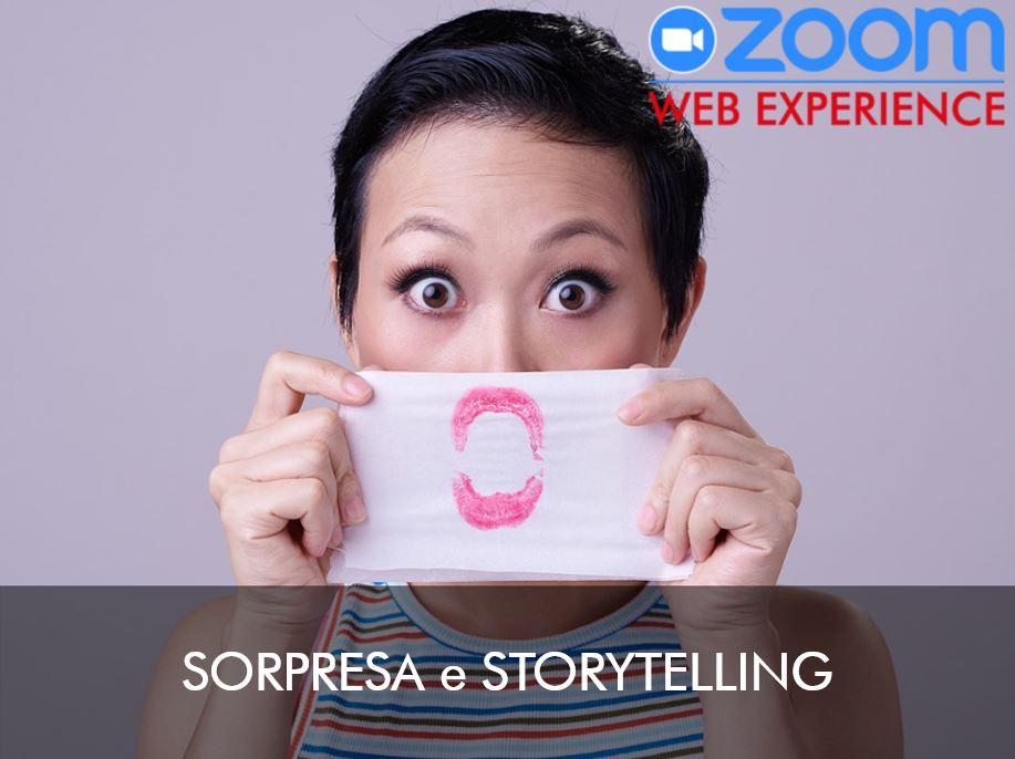 Sorpresa E Storytelling