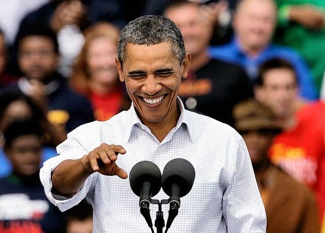 Public Speaking Obama