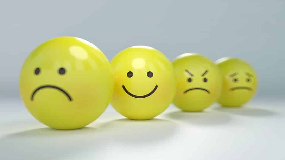 Calm Smiley Ball Angry Anxiety Emoticon Anger